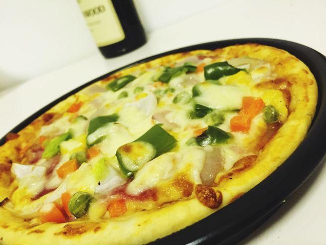 Food Pizza Love