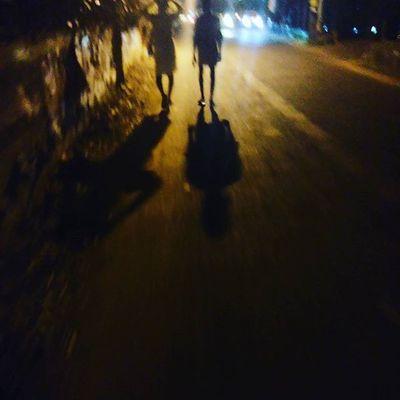 Nightwalk InstaWalk Travelldiaries Shadowmans