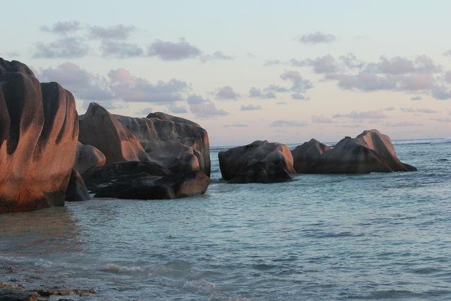 EyeEm Best Shots EyeEm Gallery Seychelles Beauty In Nature Eye4photography  Ladigueisland Sky Tranquil Scene Tranquility