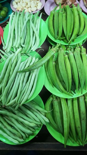 GREENBEAN & LADIES FINGER/OKRA EyeEmNewHere Marketplace Green Greenbeans Green Beans Okra Ladies Finger Ladiesfinger Vegetables Vegetables On A Plate Full Frame Retail  Close-up Green Color Food And Drink Various Arrangement Fish Market Market Stall Display Stall For Sale