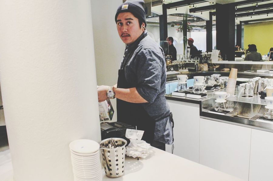 People Barista The Portraitist - 2015 EyeEm Awards
