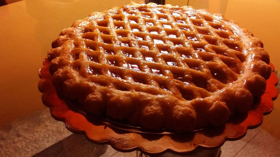 Sweet Food Photography Themes EyeEm Selects EyemVison EyeEmNewHere Food Cake Crostata Crostate Con Frutti Di Bosco E Arancia Be. Ready.