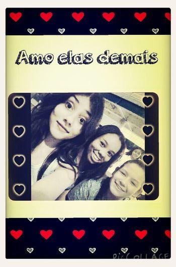 Amo elas demais!!! Amo💘