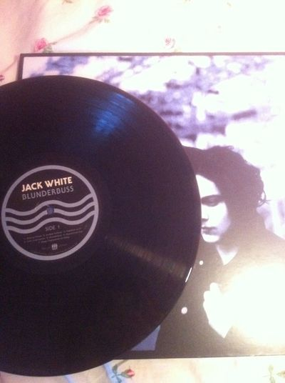 Vynil Jack White  Music Music Is My Life