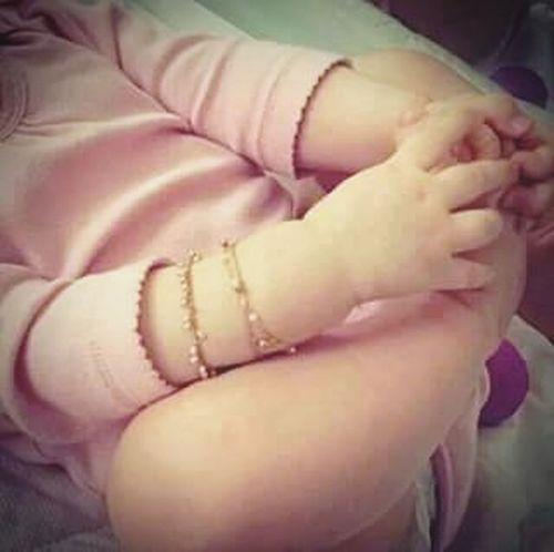 Baby ❤ Baby Girl Cute♡ Love ♥ Evening Hello World