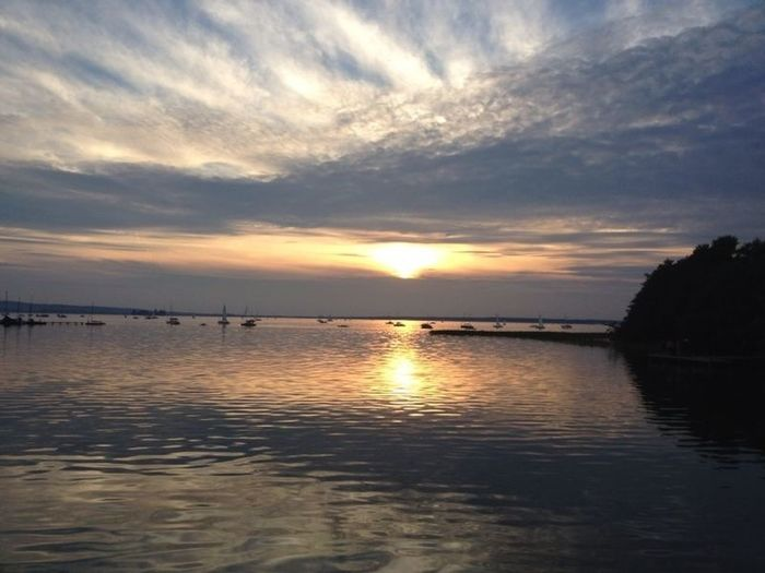 Sunset Steinhude-am-meer.de - Dein Meer-Foto Nature_collection