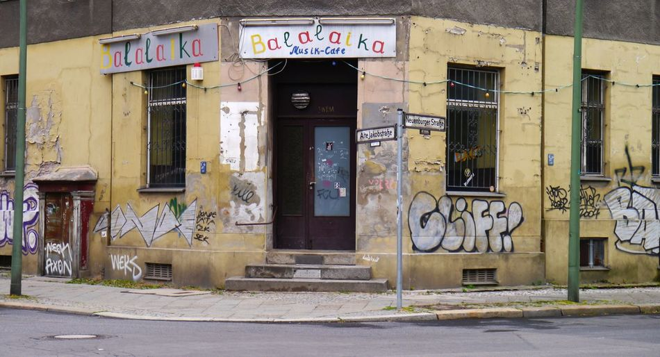 Kreuzberg Past Musicbar Capture Berlin Urbanphotography