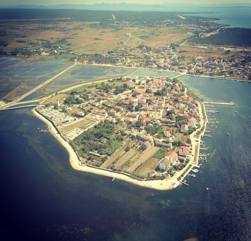Ninbeach Croatia Drone  Djimavic Sea Coast