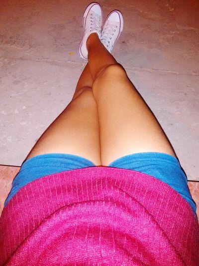 Relaxing Enjoying Life Enjoying Life Amoremio Morena Morena ❤ Piernas 👟👕