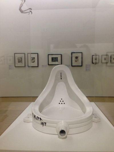 Anti-Art Antiart Centregeorgespompidou Centrepompidou Dada Dadaism Duchamp Fountain Fountainduchamp Marcelduchamp