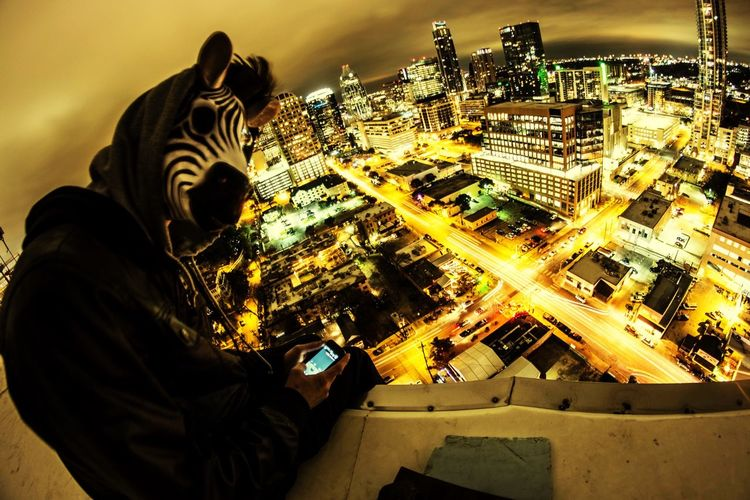 Portrait Of A Friend Cityscapes Urban Landscape Urban Texas Street Style From Around The World Artist Urbex Atxkids Discover Your City me myself and i, is all i got