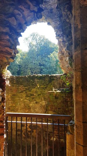 Looking Out From The Inside Out Creative Eye Arched Windows History Through The Lens  Abby Abbey Ruins Imagination Creative Shots CreativePhotographer