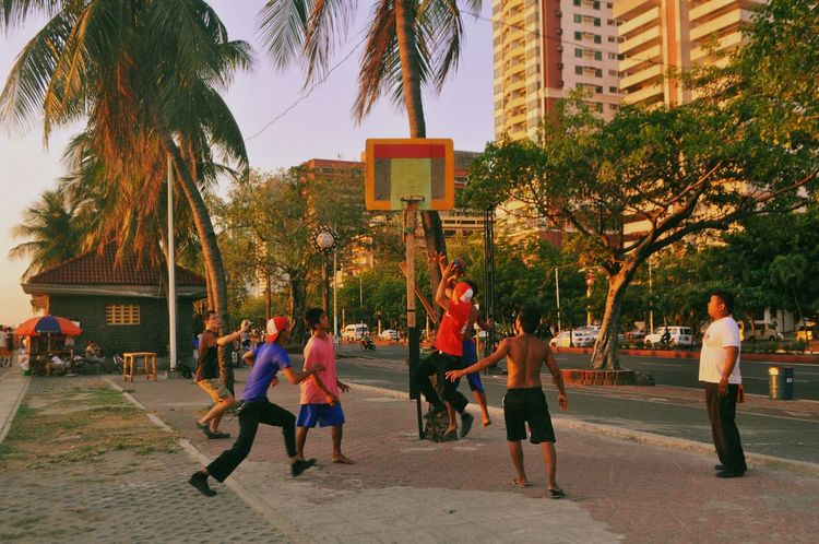 Street Life Streetphotography Philippines Basketball