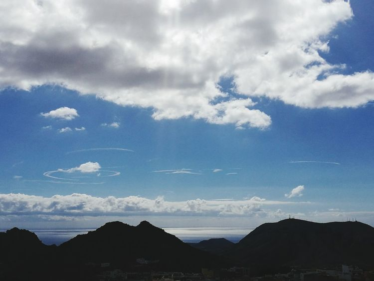 Nuvesdealgodon Nature Natural Beauty Naturephotography Happy Photography Tenerife Sur Paradise MountainHuaweiP9Photography Lovelyparadaise Tenerife Island Photo♡ Beatiful Good Day Lasabinita HuaweiP9
