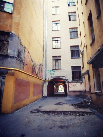 Leningrad Urbanphotography Courtyard Of St. Peter Urban Buildingphotography Windows City Architecture_collection Old Town Architecturelovers Courtyard  Oldtown Graffitiwall Architecture Photography Urban Landscape Landscapes