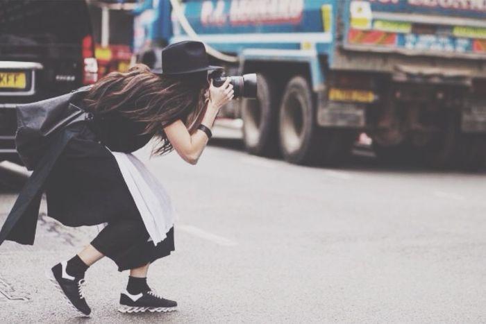 Photography Photographer Girl Street Beautiful City Landsape Life