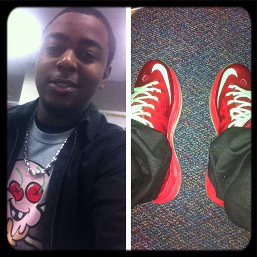 Chillin In Class