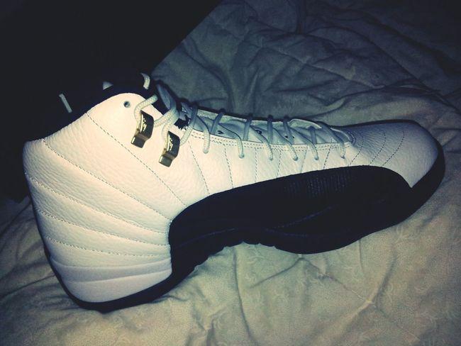 Jordans Jordan 12s Jordan 12  Blackandwhite