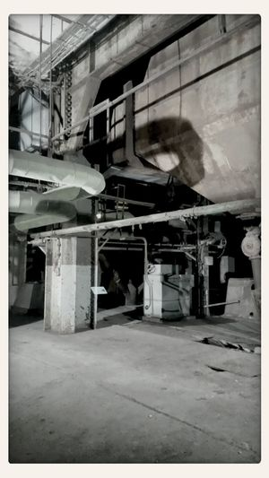Fabrik Gotham Lostplaces