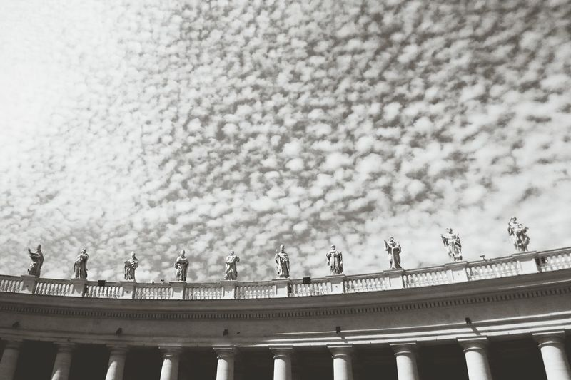 Photospam Vatican Travel Photography Blackandwhite Mobilephotography