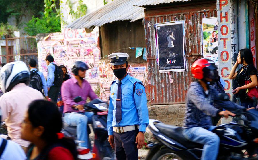 Kathmandu, Nepal Rush Hour Thamel Street Details Of My Life EyeEm Best Shots - The Streets The Street Photographer - 2017 EyeEm Awards Neighborhood Map