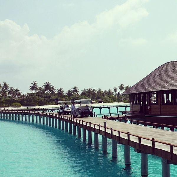 Morning... Maldives Resorts Viceroy Irufushi