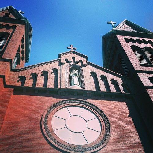 'Ello Ant Church Statue St_Anthony