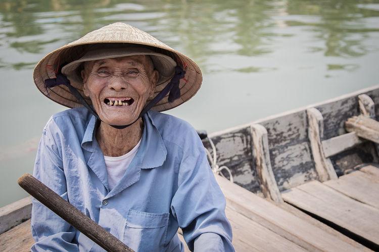 Vietnam Oldman