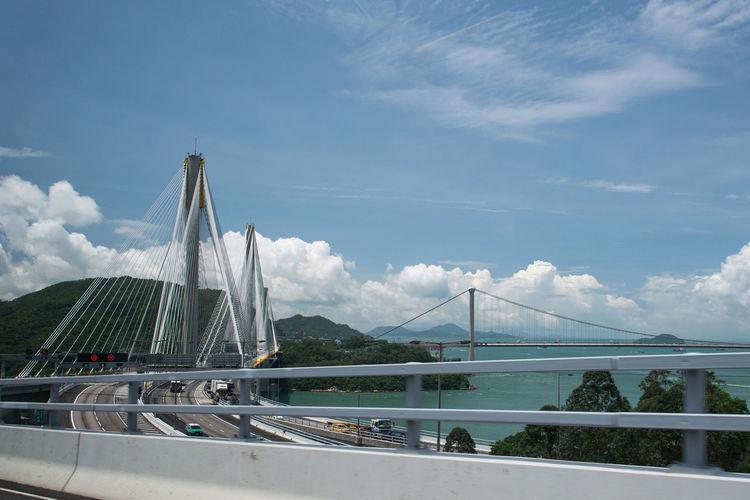 Bridges China Photos Good Times Hongkong Photos Landscape Sky_collection Skyblue 空