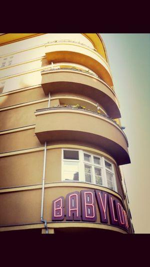 Babylon Berlin Architekturberlin