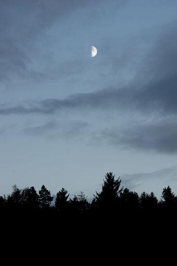 half Moon over