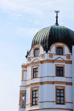 Castle City Dome Place Of Worship Sky Architecture Building Exterior