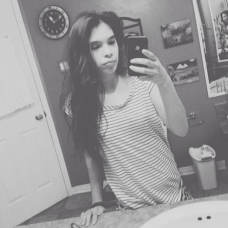 Blackandwhite Black & White Ifollowback Followme Selfie Morning Nomakeup Beautiful