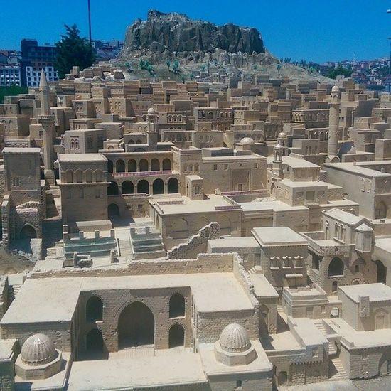Mardin Tasevler Stone Home istanbul miniaturk halicioglu model maket art muze museum tour travel