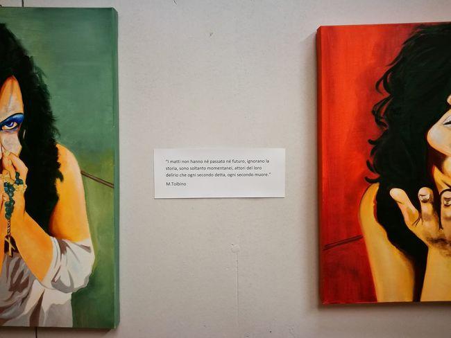 Art Paintings Art Exhibition Summer Nights Premio Rotonda