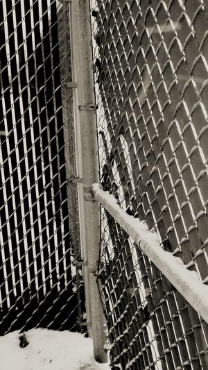 I don't know why the obsession with messed up fences but here's another, hope t enjoy! Check This Out Taking Photos Experimental Outdoor Photography Urban Geometry