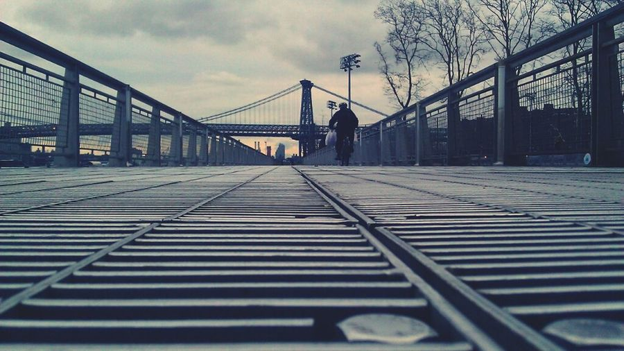 Ant View! New York City Williamsburg Bridge Parks Lower East Side LES