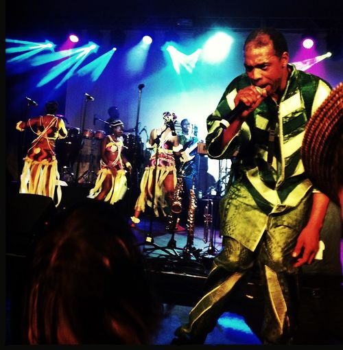 Femi Kuti -Amazing! Oggl Music Is My Life Live Music