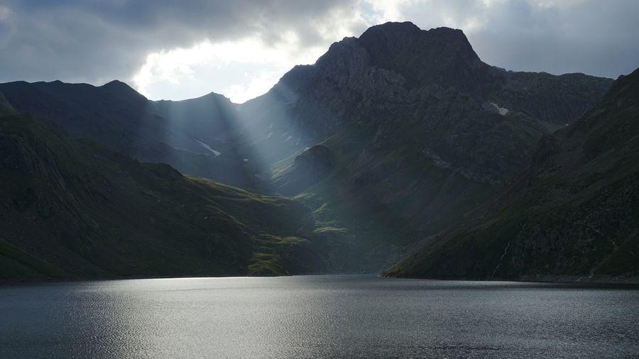 Luz Mountain