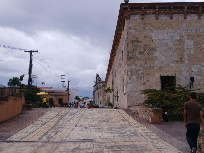 Colonial Architecture Colonialism Historical Building Santo Domingo Patrimonio Cultural Historical Monuments Exploring Dominican Republic Tourism Museum