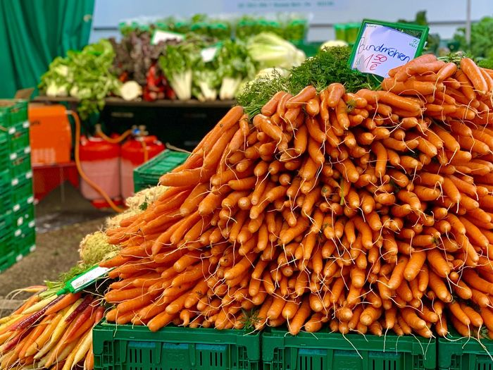 Carrot Food And