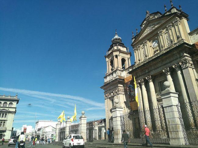 Catedral - Centro Histórico Travel Destinations Day Building Exterior Sky City