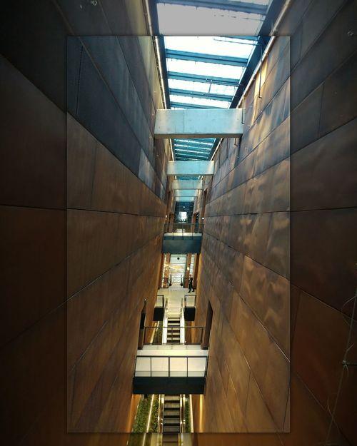 Indoors  Architecture Europejskiecentrumsolidarności Gdansk, Poland Europeansolidaritycenter