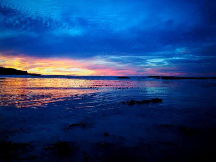 Water Beach Scenics Summer Tranquil Scene Nature Travel Destinations Low Tide Reflection Tranquility Landscape Outdoors Sky Blue
