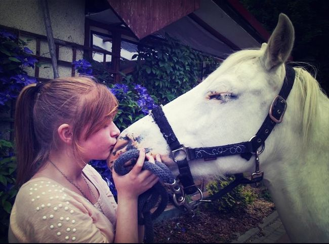 Horse <3 Give Me Love Tęsknię