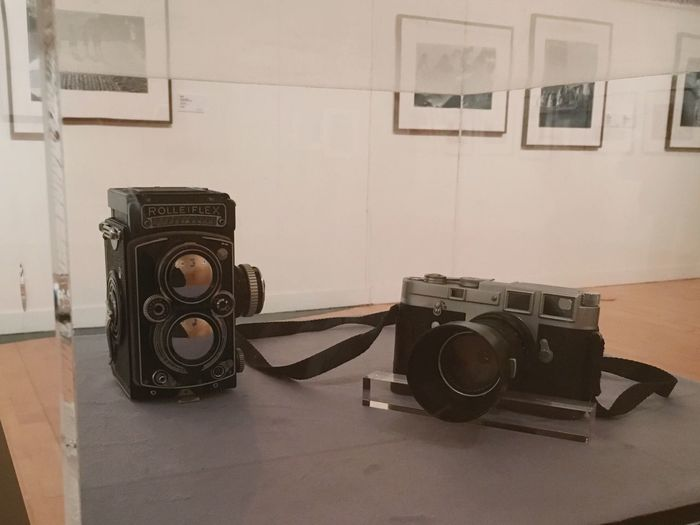 시간의 산책자들 Scroll through time 사진전 Old-fashioned Camera Filmcamera Photo Exhibition
