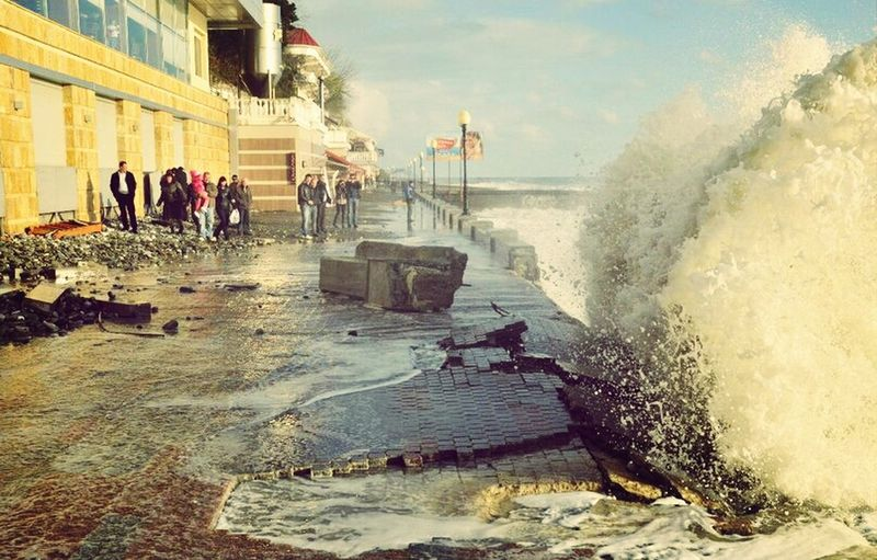 Sochi Nuture Sea