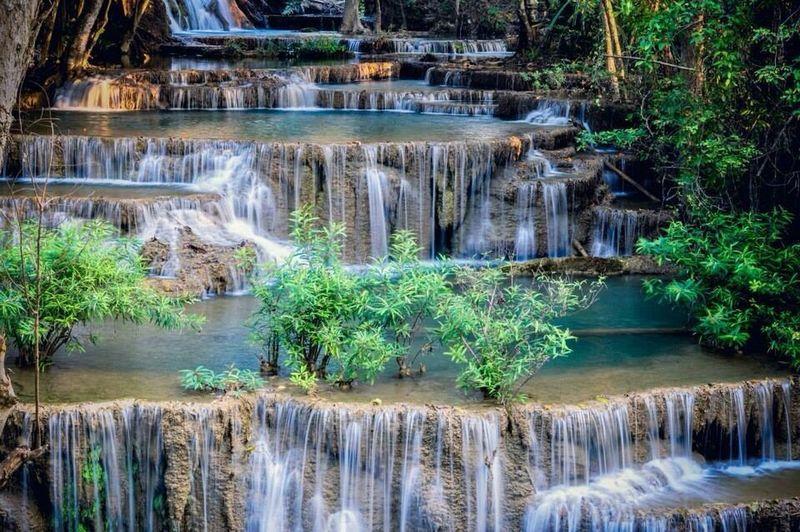 Walterfalls Thailand_allshots Thailand Landscape_Collection Landscape Morning Still Life Time Open Edit