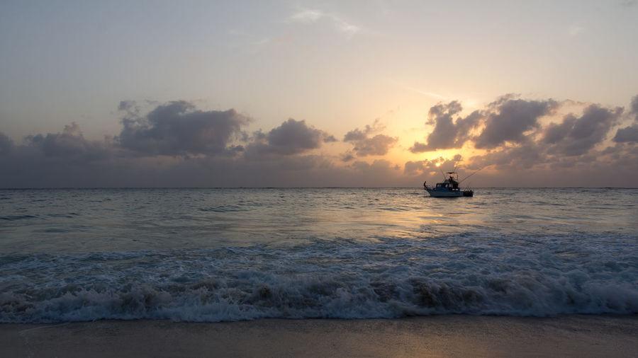 Boat Fisherman