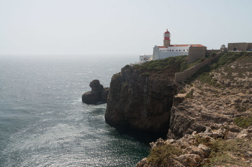 Portugal 2017 2017 Algarve Atlantic Holiday Portugal Rock Travel Beauty In Nature Cliff Day Destination Nature Ocean Outdoors Sea Summer Water